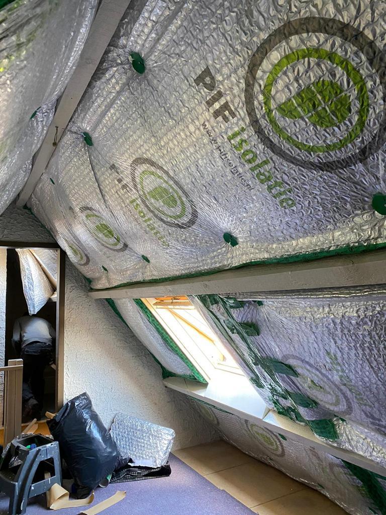 isolatie dak zolder